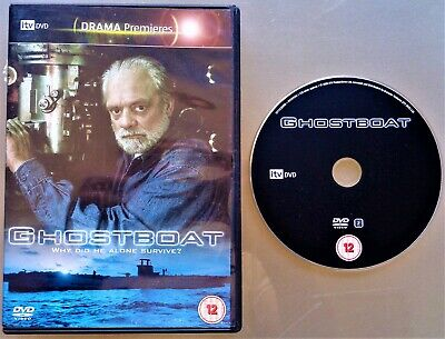 Ghostboat Genuine R2 Dvd David Jason Tony Haygarth Julian Wadham Itv Drama Vgc