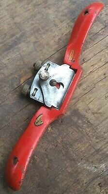Vintage RECORD English Made No.151 Spokeshave Lovely Condition