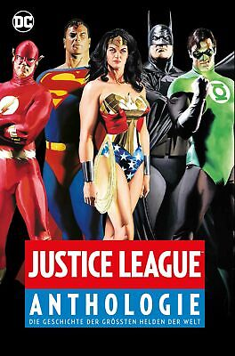 Justice League Anthologie, Panini