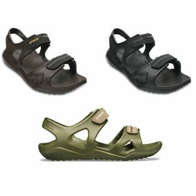 Crocs Swiftwater River Mens Sandals in Various Colours and Sizes