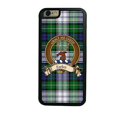 Forbes Scottish Clan Dress Tartan Apple iPhone 7/8  iPhone 7/8 Plus case