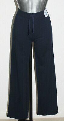 M&S Sizes 8 10 18 22 Joggers Jogging Pants with Stretch Navy & Black