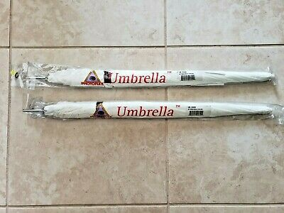 "Photoflex 45"" White Nylon Umbrella"