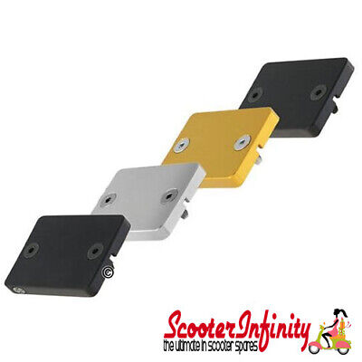 Brake Master Cylinder Cover GRAND-SPORT (CNC, gold anodised) Vespa PX MY