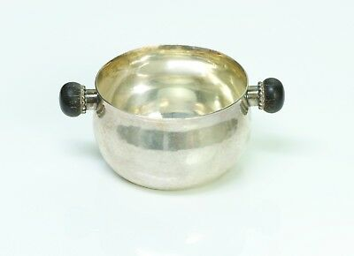 Georg Jensen Sterling Silver Sugar Bowl