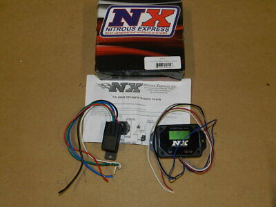 Nitrous Express RPM Activated Window Switch