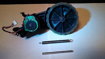 USED original parts Neato Vacuum XV Series Working Wheel and Axle