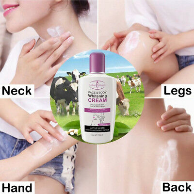 120Ml Aichun Beauty Face & Body Whitening Cream For Dark Skin Bleaching Loti BHQ