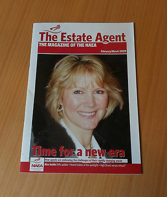 The Estate Agent-The Magazine Of The Naea-February/march 2009