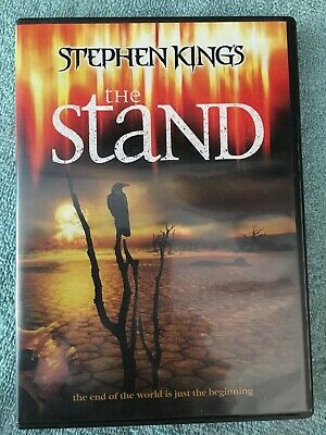 Stephen King's The Stand (DVD 2-Disc Set) MINT!