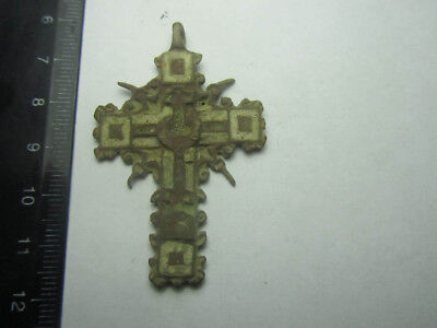 Ancient cross  Ancient find  Metal detector finds №836 100% original