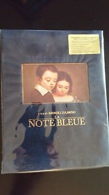 La Note Bleue 1981 MondoVision Limited Edition Blu-Ray CD Combo NEW Sealed