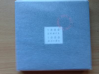 GB 2000 1000 Years,1000 Words Royal Mail& Camberwell Press Millenium stamps RARE