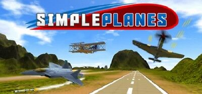 SimplePlanes - STEAM KEY - Code - Download - Digital - PC & Mac