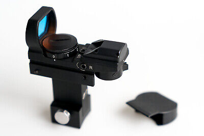 William Optics Red Dot Finder with Quick Release Bracket for Telescope