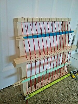 Weaving loom/frame 40cms x 50cms 15mm spacing