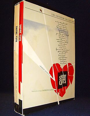 Short Cuts (DVD, 2004, 2-Disc, Criterion Collection 265) Full Frontal Nude Scene