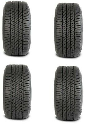 (4)205/65-10  20.5x8-10 Steel Belted Radial Tire