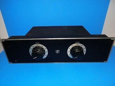 Vintage Utc Model 4C Equalizer High Low Pass Filter From Recording Studio