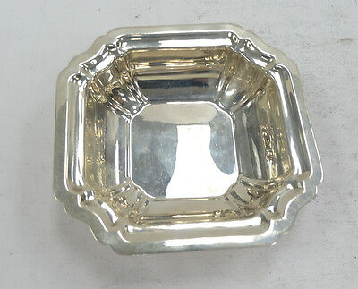 Very Nice International Sterling Silver Windsor Nut Cup A3607