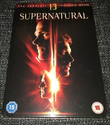 Supernatural DVD Boxset The Complete Thirteenth Season (Series 13)(2018) NEW
