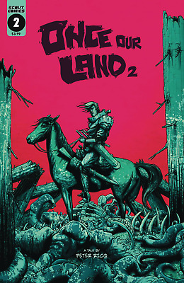 Once Our Land Book Two #2 Cvr A 2019 Scout Comics