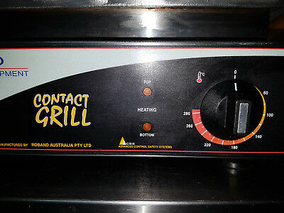 ROBAND CONTACT GRILL CGS810  Mascot NSW