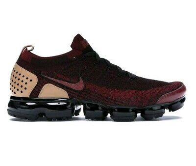 e20b2640aad Nike Air Vapormax Flyknit 2 NRG Men s Shoes Team Red  Black AT8955-600 SIZE
