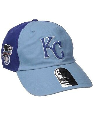 outlet store 5a8d6 18410 Brand New Kansas City Royals Flagstaff Cleanup Hat Cap Adjustable 47 Brand