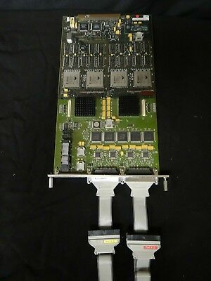 HP/Agilent 16740A 200mhz State/2ghz Timing Zoom 1M Analyzer Card/Module/Board