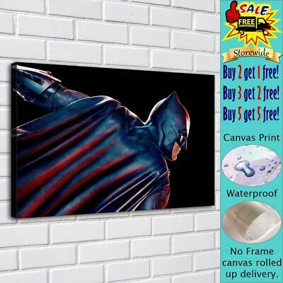 """batman posters HD Canvas Print Painting Home Decor room Wall Art Picture 16""""x24"""""""