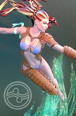 Aspen Fathom Kiani Statue 1139/1200 Michael Turner Brand New DAMAGE