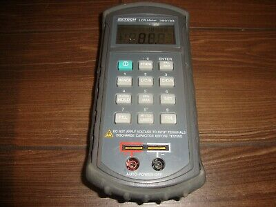 Extech Passive Component LCR Meter—Model 380193 & FREE SHIPPING