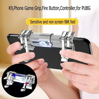 Mobile Phone Game Grip Fire Button Shooter Controller Joystick Gamepad for PUBG