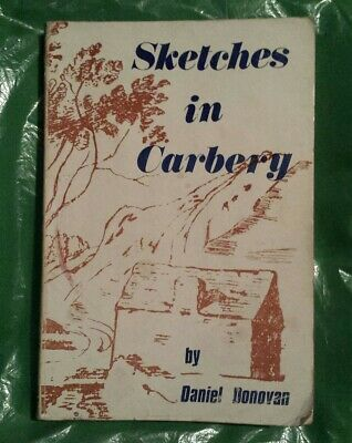 Sketches In Carbery 1973 Miros Edition Card West Cork Ireland Good Condition