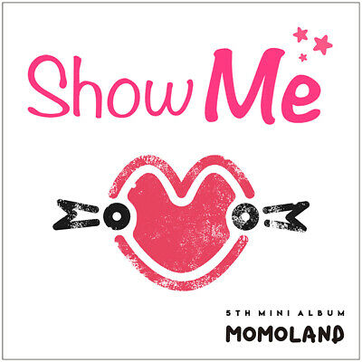 [Kpop Republic] Momoland 5Th Mini Album 'Show Me' + Poster