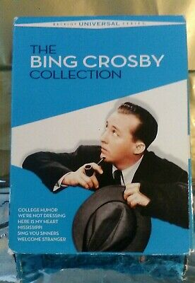The Bing Crosby Collection (DVD, 2010, 3-Disc Set)