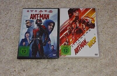 Ant Man /Ant Man and the Wasp (neu Ovp)