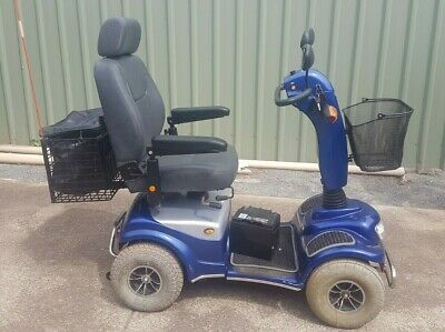 Merits 4 Wheeler Mobility Scooter