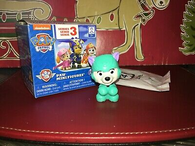 New Paw Patrol Air Rescue Everest Series 3 Blind Box Opened Bag Paw Mini Figure!