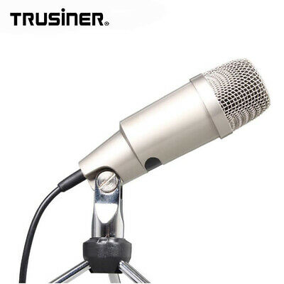 USB Desktop Microphone Professional Studio Recording Mic for Youtube Podcast