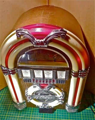 JUKE BOX RADIO GO LW FM UKW et CASSETTE Spirit Of Saint Louis édition collection