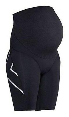 2XU Prenatal Active Shorts - Size Small - Brand New