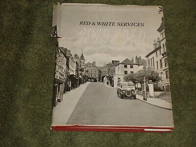 History of Red & White Bus Services 1919-1949, Walter Dowding