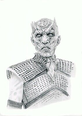Limited Edition Night King Print