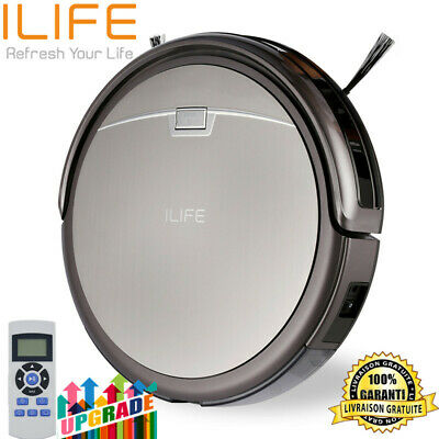 ILIFE A4S, ​Smart Aspirateur Robotique Automatic Nettoyage Auto Vacuum Cleaner