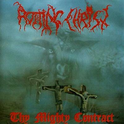 Rotting Christ - Thy Mighty Contract Cd Album New (22Nd Mar)