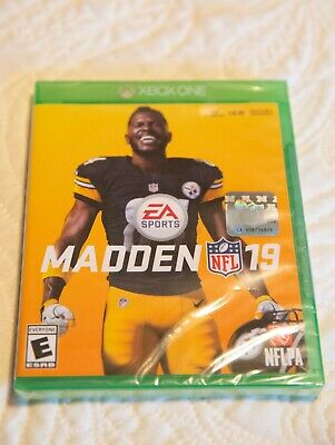 MADDEN NFL 19 - Xbox One [video game] - $41 26 | PicClick