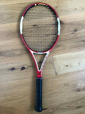 Wilson NCode Six.One 95 Pro Staff Tennis Racket. Grip 5 New Restring LAST ONE..!