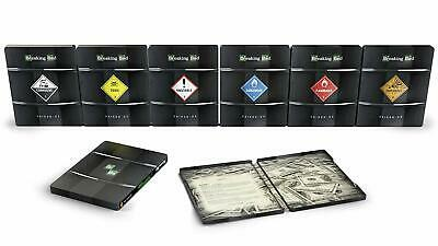 Breaking Bad - The complete series - limited edition steelbook (Blu-ray) *NEW*
